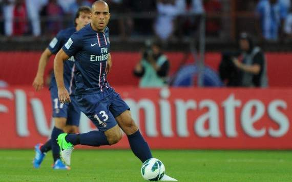 Ligue 1 : Alex (Paris SG)