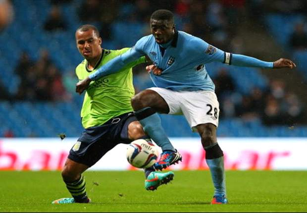 Kolo Toure ready to fight for place at Manchester City