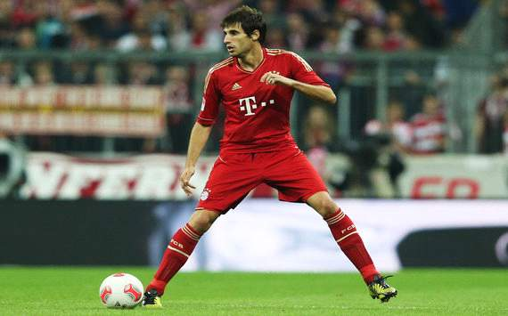 Javi Martinez: I will only get better at Bayern
