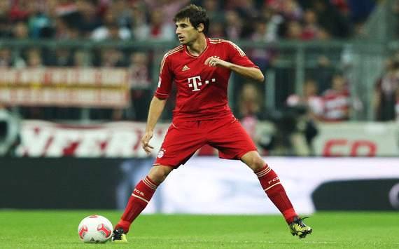 Javi Martinez Bayern Munich II