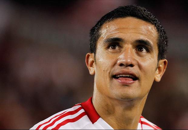 Tim Cahill targets first career league trophy with New York Red Bulls