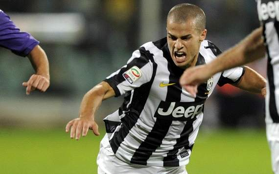Juventus' Giovinco proud of 'convincing performance' against Roma