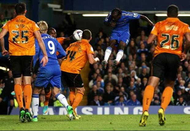Moses ready to step out of the shadows at Chelsea to ease goalscoring burden on Torres