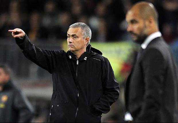 'Today I'll call him Jose' - Guardiola's amazing press-room rant at Mourinho