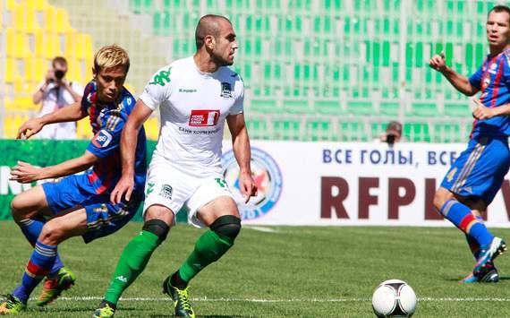 Yura Movsisyan - FC Krasnodar