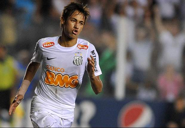 Neymar thrilled to add Recopa Sudamericana to Santos' trophy case