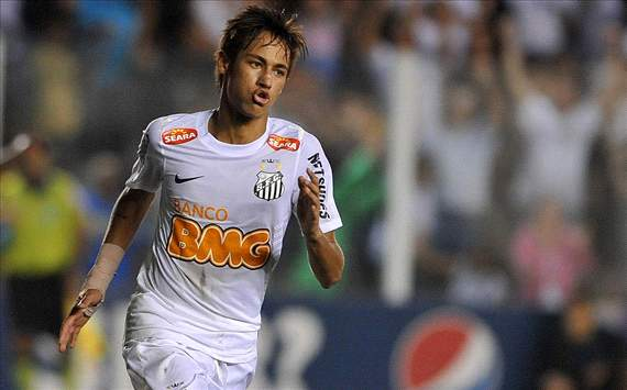 Santos sensation Neymar would listen to Chelsea offer