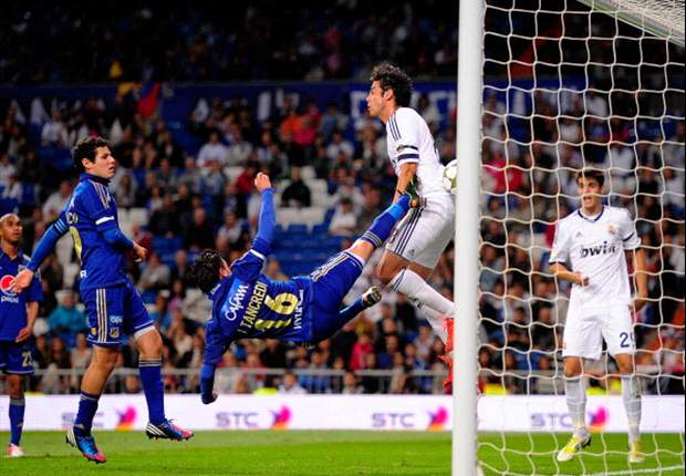 Kaka nets hat trick as Real Madrid eases to friendly victory