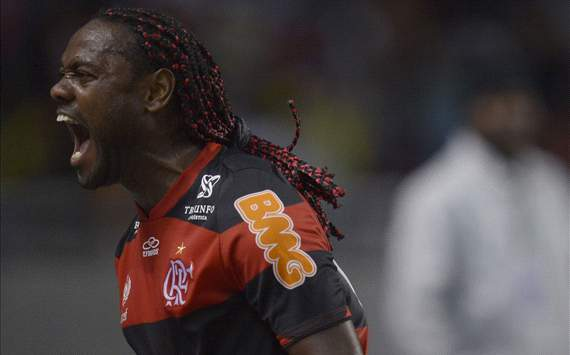 Vagner Love - Flamengo x Atletico-MG