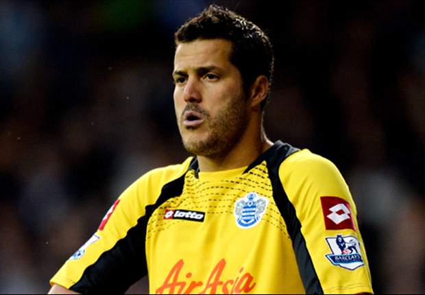 Hughes: Cesar can be QPR's Peter Schmeichel