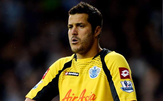 Julio Cesar: No regrets over joining QPR