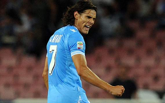 Serie A Team of the Midweek: Five-star Cavani leads the way