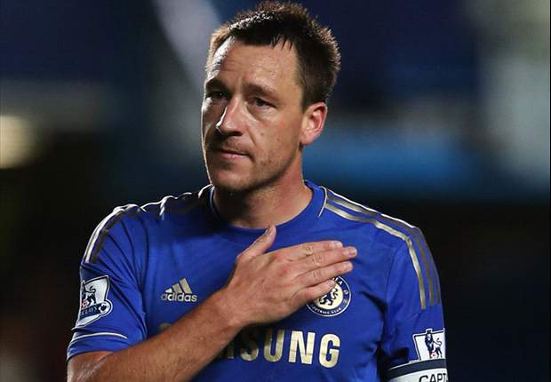 Chelsea defender John Terry opts against appeal over four-game ban