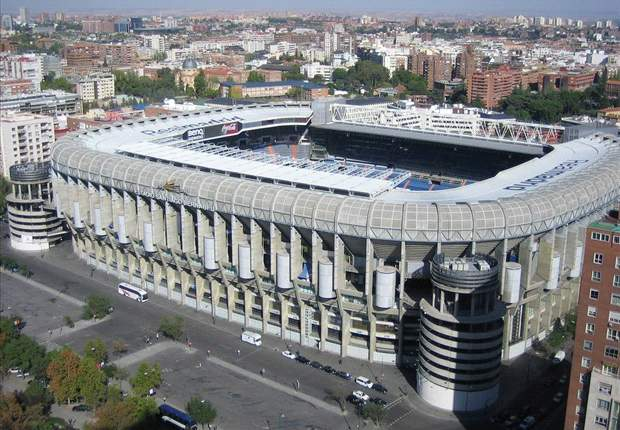 据称俱乐部目前正在为圣地亚哥 伯纳乌球场寻找一个