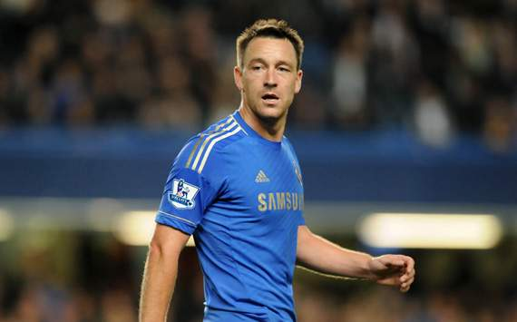 Chelsea captain Terry backs Kick It Out campaign