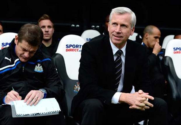 Pardew excited by mouthwatering prospect of fully fit Newcastle squad