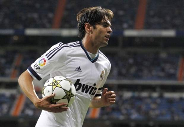 Real Madrid's Kaka: Of course the title race is not over