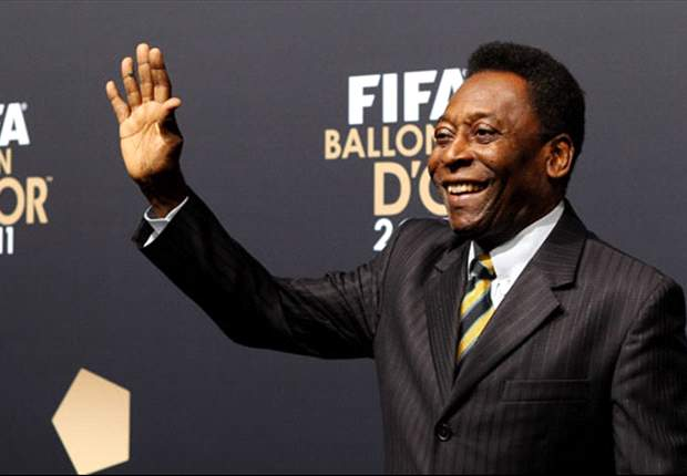 Pele's new book costs €1225 & weighs 15kg