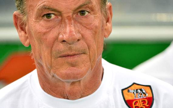 Zeman prepared to wield Roma axe after dropping star trio