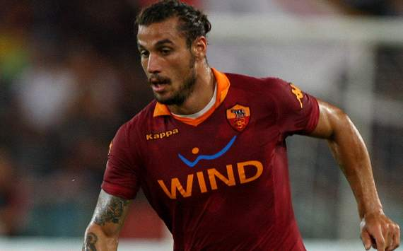 I have not had another bust-up with Lamela, insists Roma's Osvaldo