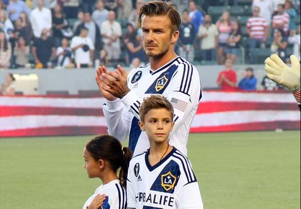 FFA claims contact with Beckham camp over A-League move