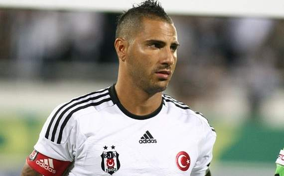 Besiktas deny Quaresma allegations
