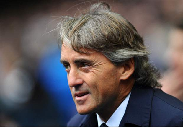Mancini confident of Manchester City progression in Champions League