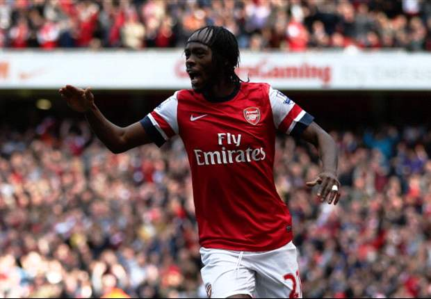 Gervinho: Arsenal want to top group