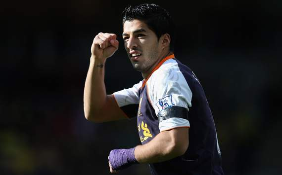 Rodgers hails 'wonderful talent' Suarez after hat-trick at Norwich