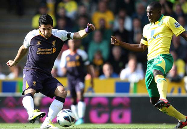 'He doesn't get anything in games' - Rodgers sticks up for Suarez in penalty row