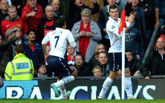 Bale, Lennon & Defoe can lead Tottenham to rare league double over Manchester United