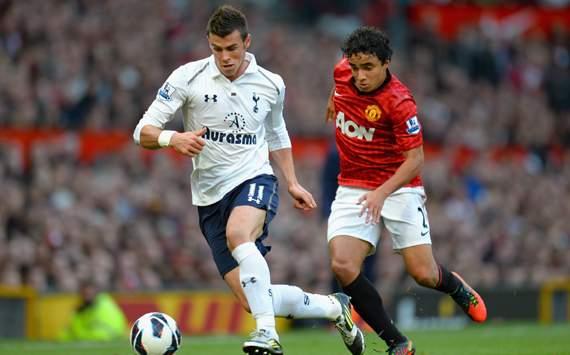 Gareth Bale & Rafael Da Silva
