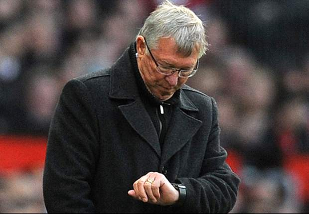'It's an insult to the game - Sir Alex Ferguson slams allocated injury-time in Tottenham loss