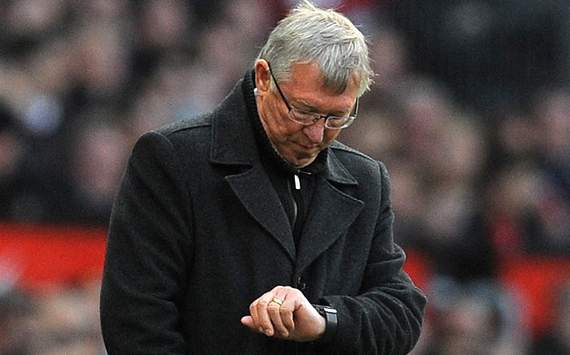 'It's an insult to the game' - Sir Alex Ferguson slams allocated injury-time in Tottenham loss