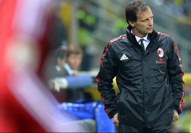 Allegri: Malaga match won't be my last