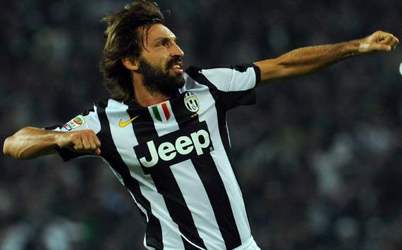 Andrea Pirlo - Juventus