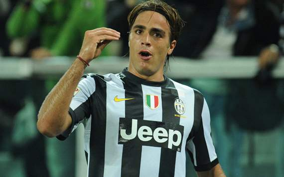 Juventus striker Matri relieved to end goal drought