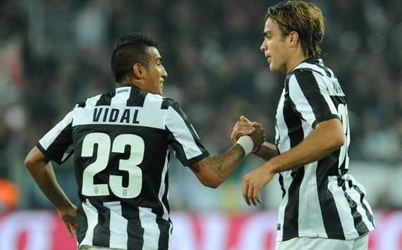 Vidal & Matri - Juventus