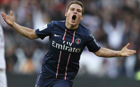 Ligue 1 : Kevin Gameiro (Paris SG vs FC Sochaux)