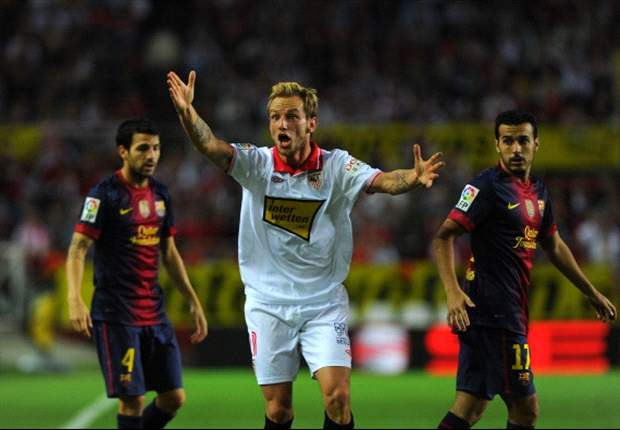 I want to win the Copa del Rey with Sevilla, says Rakitic