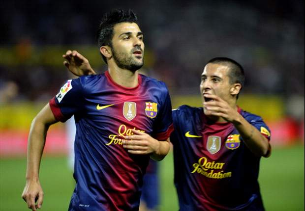 Arsenal do not need David Villa to finish in top four, insists Parlour