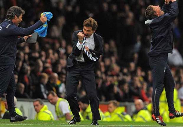 Villas-Boas and Tottenham out for revenge on Chelsea