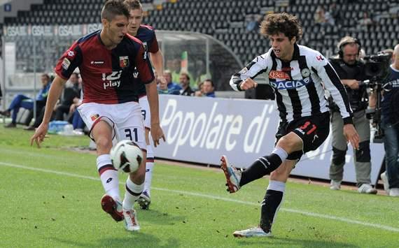 Sampirisi & Fabbrini - Udinese-Genoa - Serie A