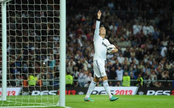 Cristiano Ronaldo, Real Madrid, Deportivo
