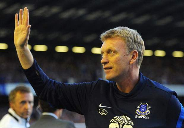 Moyes praises Kick It Out campaign but understands players' refusal to wear T-shirts