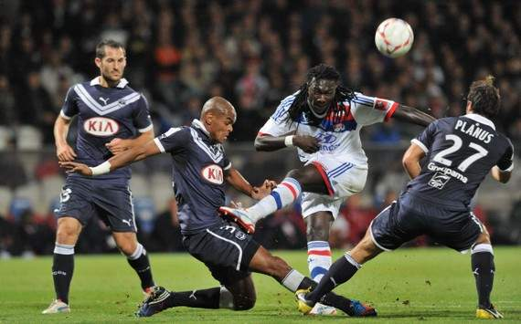 Ligue 1 : Bafetimbi Gomis vs Henrique & Planus (Lyon vs Bordeaux)