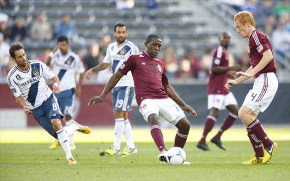Jeff Larentowicz, Omar Cummings, Colorado Rapids, LA Galaxy, MLS