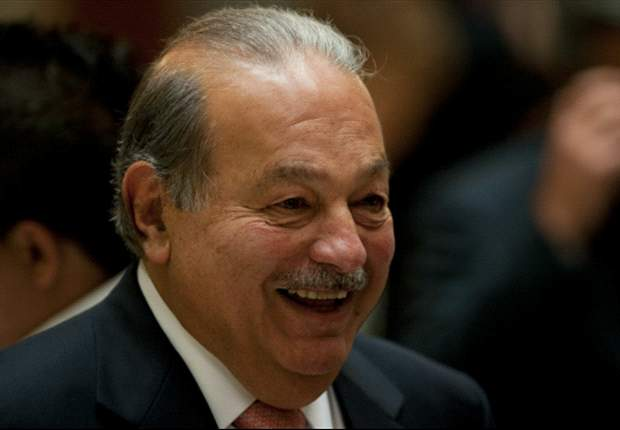 Report: Carlos Slim ready to invest big in a Spanish club