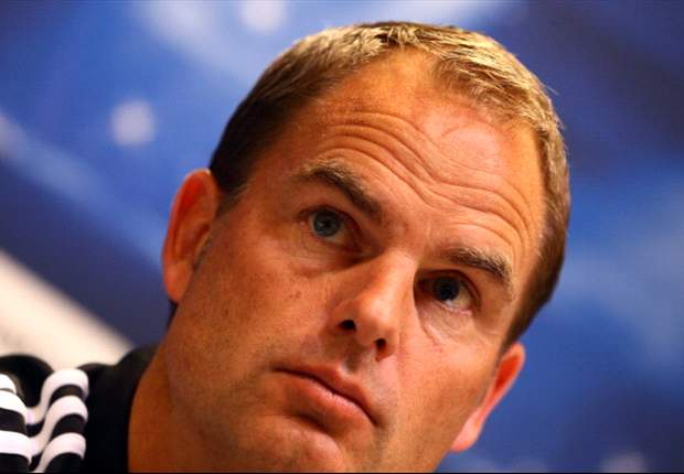 De Boer optimistic of Ajax's chances against Real Madrid