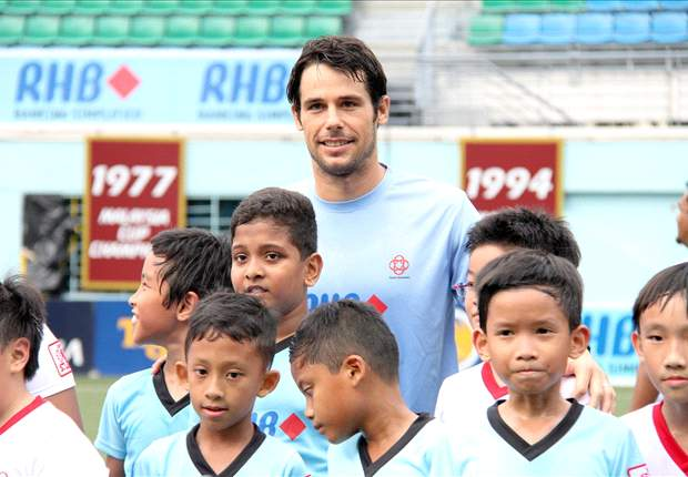 RHB - PA Football Clinic with S.League Stars